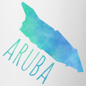Aruba T-Shirts - Coffee/Tea Mug
