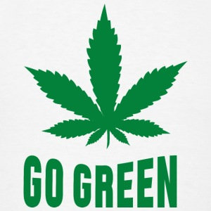 Weed Go Green Sportswear - Men's T-Shirt