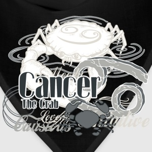 Cancer The Crab T-Shirts - Bandana