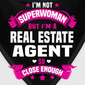 Real Estate Agent Tshirt - Bandana