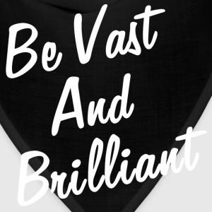 VAST AND BRILLIANT T-Shirts - Bandana