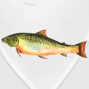 American brook trout - Bandana