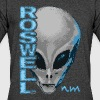Roswell NM Grey Alien T-Shirts - Men's 50/50 T-Shirt