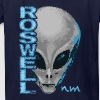 Roswell NM Grey Alien T-Shirts - Kids' T-Shirt