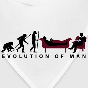 evolution_therapist_psychologist_11_2016 T-Shirts - Bandana