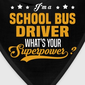 School Bus Driver - Bandana