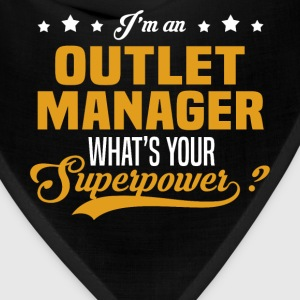 Outlet Manager T-Shirts - Bandana