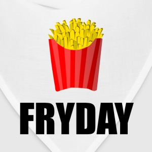 Fryday Friday Fries - Bandana