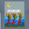 salmon chanted evening - Men's Premium T-Shirt