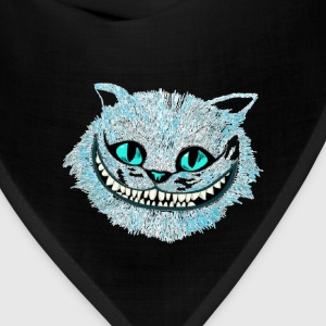 Cheshire cat blue pai - Bandana