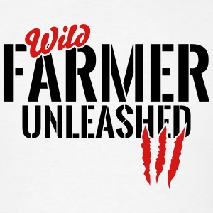 wild farmer unleashed Sportswear - Men's T-Shirt