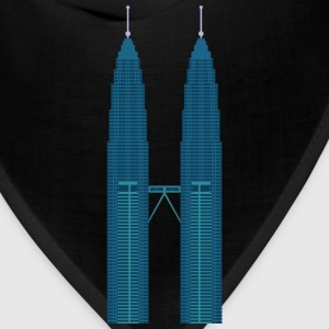 Petronas Twin Towers - Bandana