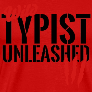 Wild typist unleashed Sportswear - Men's Premium T-Shirt