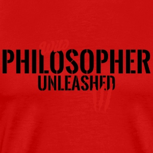wild philosopher unleashed Sportswear - Men's Premium T-Shirt