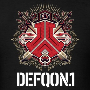 Defqon.1 2017 Victory Forever Sportswear - Men's T-Shirt