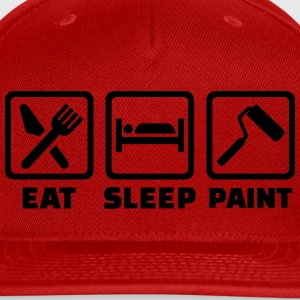 Painter T-Shirts - Snap-back Baseball Cap