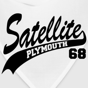 68 Satellite T-Shirts - Bandana