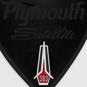 Plymouth Satellite 383 T-Shirts - Bandana