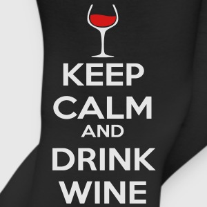 Keep Calm and drink Wine Bags  - Leggings