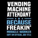 vending machine attendant