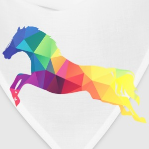 Colorful Horse - Bandana