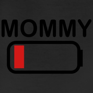 Mommy Battery Tanks - Leggings