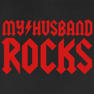 My husband rocks T-Shirts - Leggings