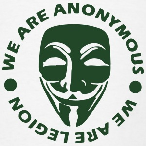 anonymous 3 Other - Men's T-Shirt