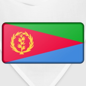 Flag of Eritrea (bevelled) - Bandana