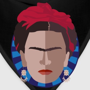 TGIF | Thank God it's Frida Kahlo T-Shirts - Bandana