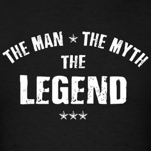The Man Myth Legend Sportswear - Men's T-Shirt