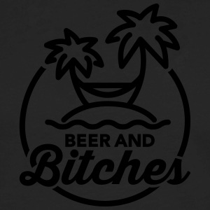 Beer and Bitches T-Shirts - Men's Premium Long Sleeve T-Shirt