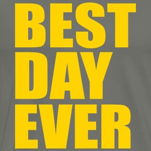 best_day_ever Sportswear - Men's Premium T-Shirt