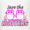 save_the_hooters Kids' Shirts - Men's T-Shirt