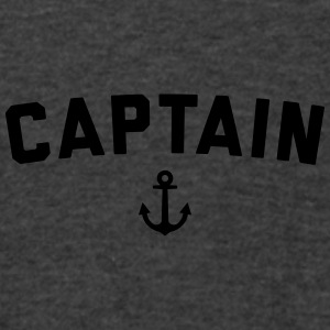 Captain Nautical Quote  Sportswear - Men's V-Neck T-Shirt by Canvas