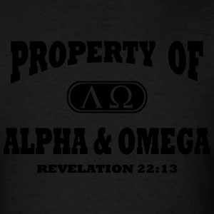 Alpha Omega Sportswear - Men's T-Shirt