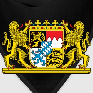 Bavaria Coat Of Arms - Bandana