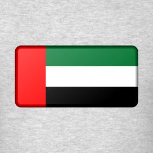 United Arab Emirates Flag Sportswear - Men's T-Shirt