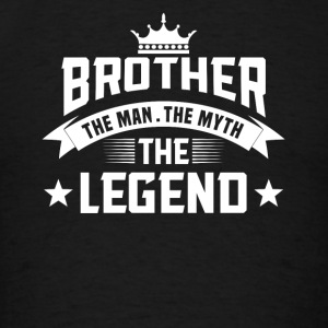 Brother legend white Spre Sportswear - Men's T-Shirt