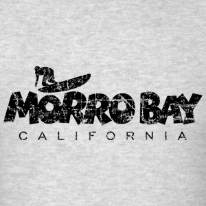 MORRO BAY CALIFORNIA Surfing Sportswear - Men's T-Shirt