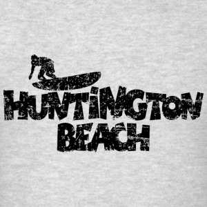 Huntington Beach, California Surf Design Sportswear - Men's T-Shirt