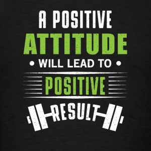 Positive attitude Sportswear - Men's T-Shirt