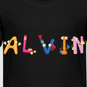 Alvin - Toddler Premium T-Shirt