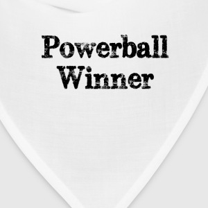 Powerball winner lotto jackpot - Bandana