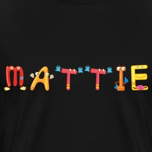 Mattie - Men's Premium T-Shirt