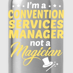 Convention Services Manager - Water Bottle