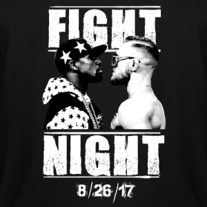 fight_night T-Shirts - Men's Tall T-Shirt