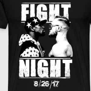 fight_night T-Shirts - Men's Premium T-Shirt