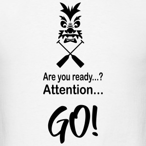 Dragonboat Ready Attention Go 1c Sportswear - Men's T-Shirt