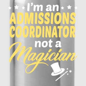 Admissions Coordinator - Water Bottle